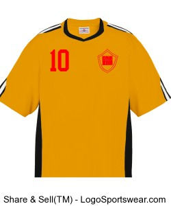 Youth Corner Kick Soccer Jersey Design Zoom