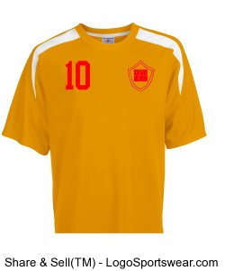 Youth Sweeper Soccer Jersey Design Zoom